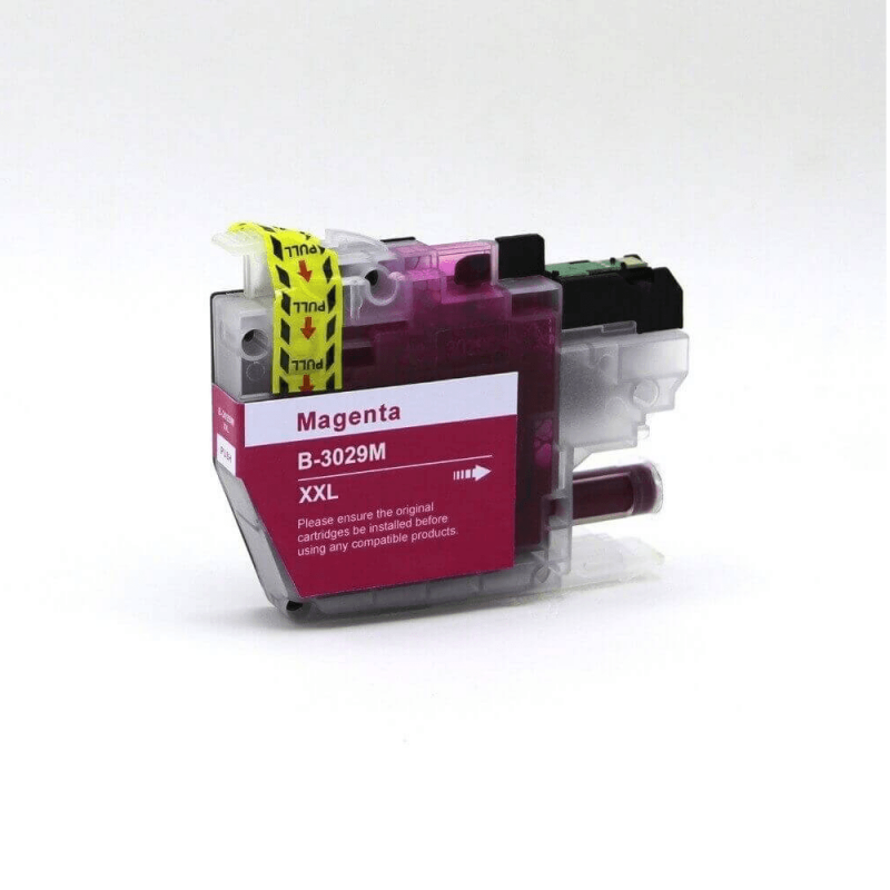 CARTUCHO DE TINTA COMPATIVEL BROTHER LC3029XL MAGENTA