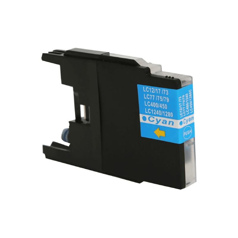 CARTUCHO DE TINTA COMPATIVEL BROTHER LC79 / 75 CYAN