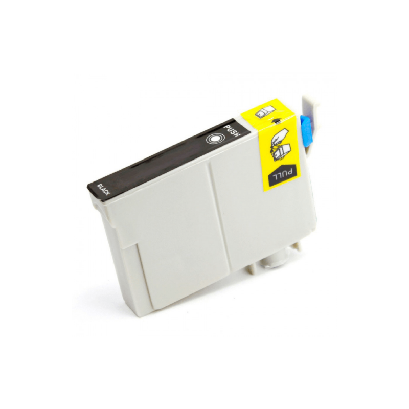CARTUCHO DE TINTA COMPATIVEL EPSON T0461 BLACK