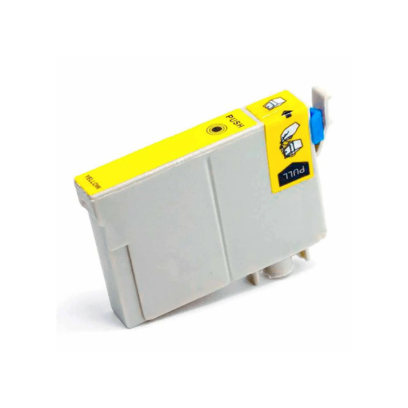CARTUCHO DE TINTA COMPATIVEL EPSON T0734 YELLOW