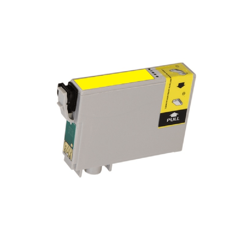 CARTUCHO DE TINTA COMPATIVEL EPSON T1404 YELLOW