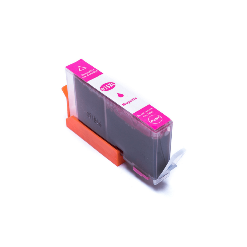 CARTUCHO DE TINTA COMPATIVEL HP 935XL MAGENTA