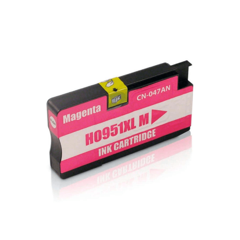 CARTUCHO DE TINTA COMPATIVEL HP 951XL MAGENTA