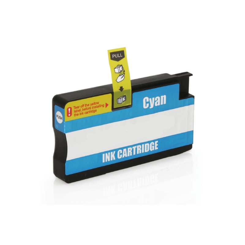 CARTUCHO DE TINTA COMPATIVEL HP 954XL CYAN (LOS62AB)
