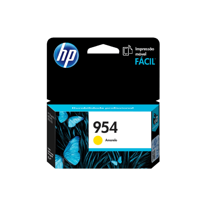 CARTUCHO DE TINTA HP 954XL YELLOW ORIGINAL