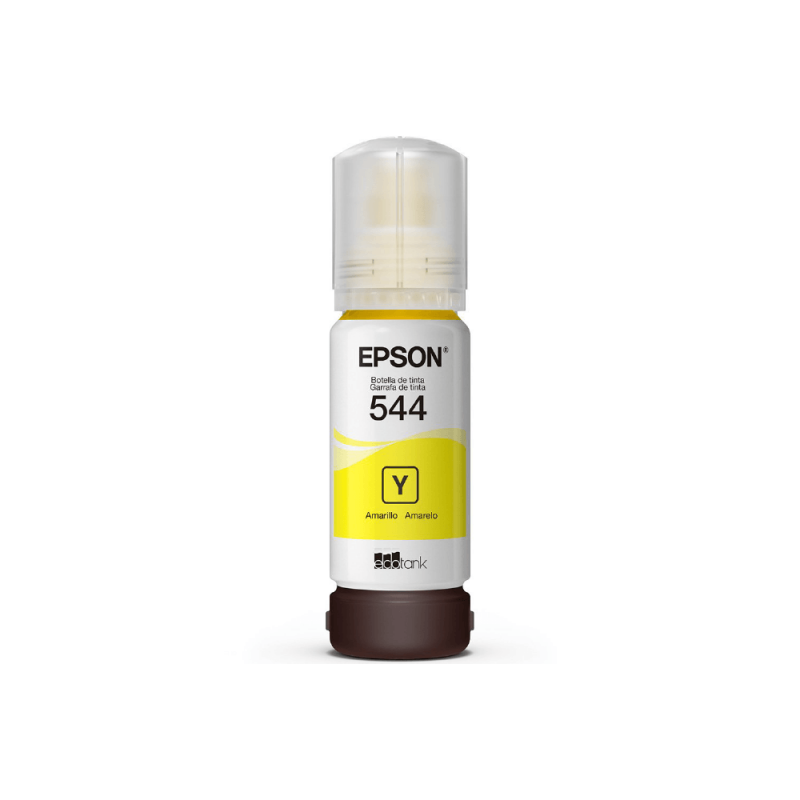 CARTUCHO DE TINTA EPSON T544 YELLOW ORIGINAL