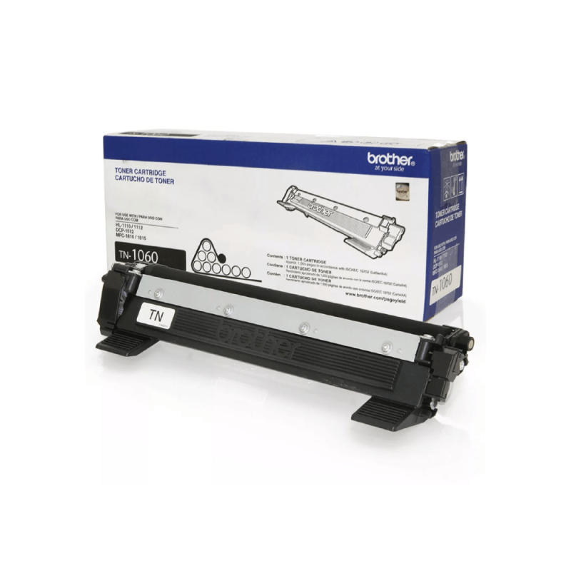CARTUCHO DE TONER BROTHER TN1060 ORIGINAL