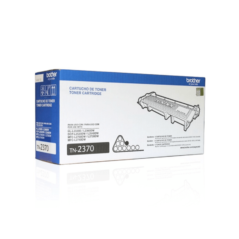 CARTUCHO DE TONER BROTHER TN2370 ORIGINAL
