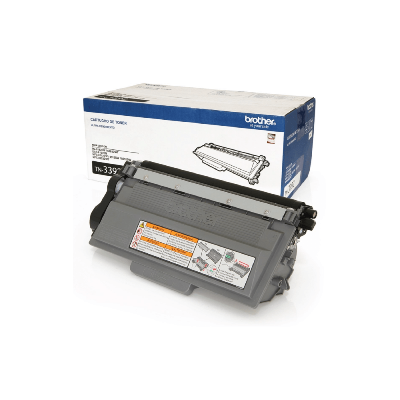 CARTUCHO DE TONER BROTHER TN3392 ORIGINAL