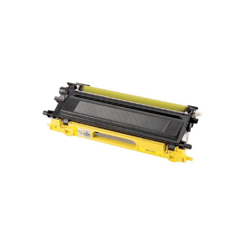 CARTUCHO DE TONER COMPATIVEL BROTHER TN115 YELLOW PREMIUM