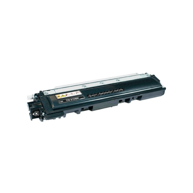 CARTUCHO DE TONER COMPATIVEL BROTHER TN210 BLACK EVOLUT