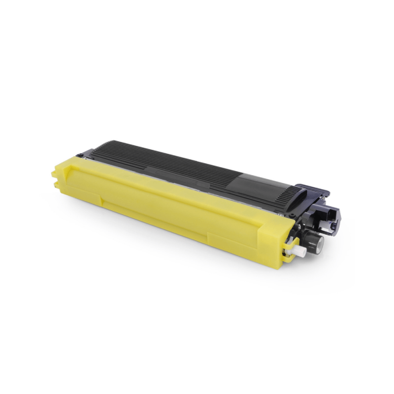 CARTUCHO DE TONER COMPATIVEL BROTHER TN210 YELLOW BEST CHOICE