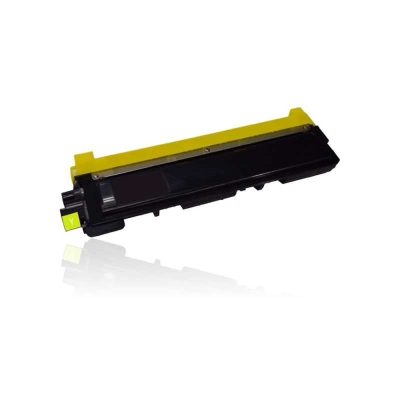 CARTUCHO DE TONER COMPATIVEL BROTHER TN221 YELLOW EVOLUT