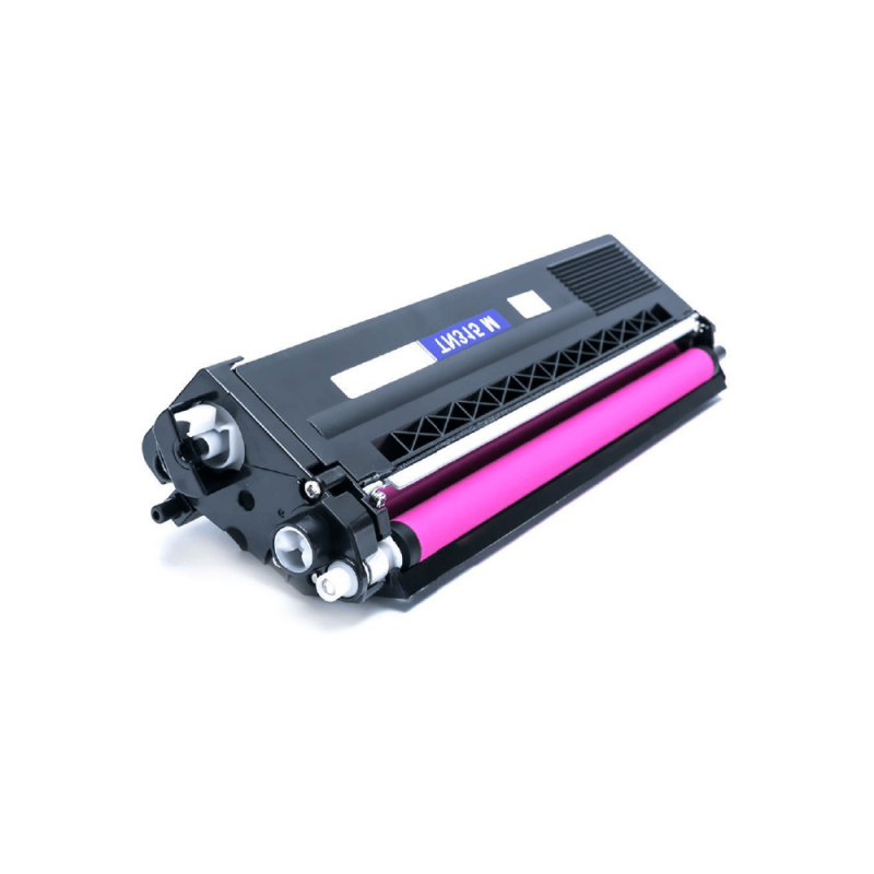 CARTUCHO DE TONER COMPATIVEL BROTHER TN310 / TN315 MAGENTA MYTONER