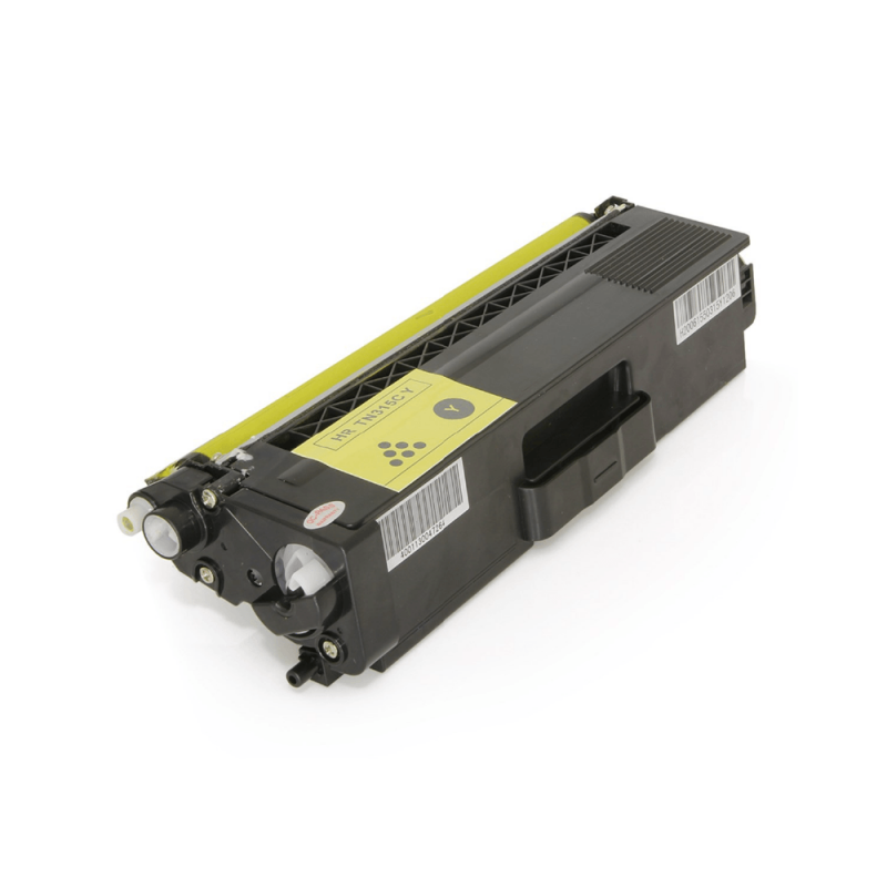 CARTUCHO DE TONER COMPATIVEL BROTHER TN310 / TN315 YELLOW PREMIUM