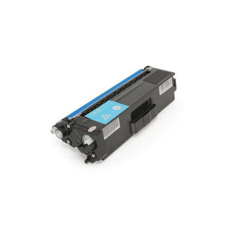 CARTUCHO DE TONER COMPATIVEL BROTHER TN319 / TN329 CYAN BEST CHOICE