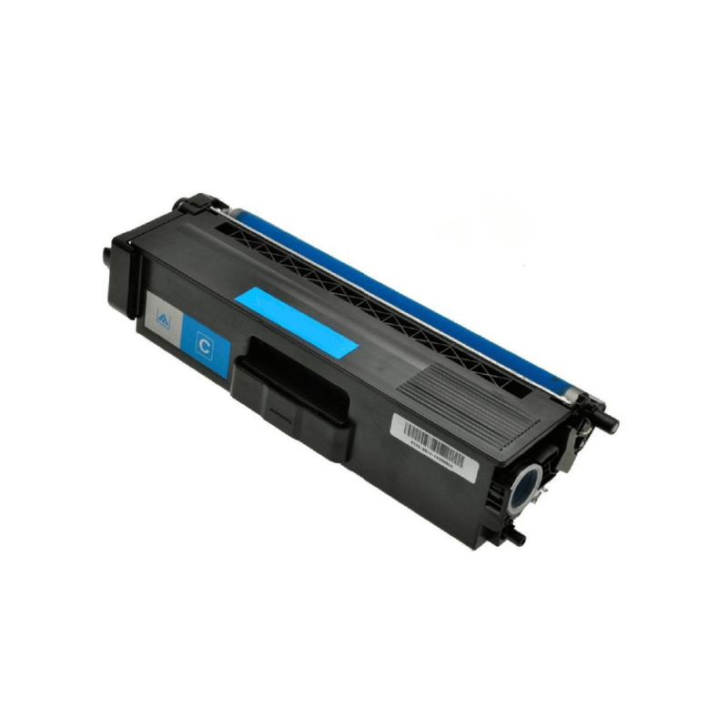 CARTUCHO DE TONER COMPATIVEL BROTHER TN319 / TN329 CYAN MYTONER