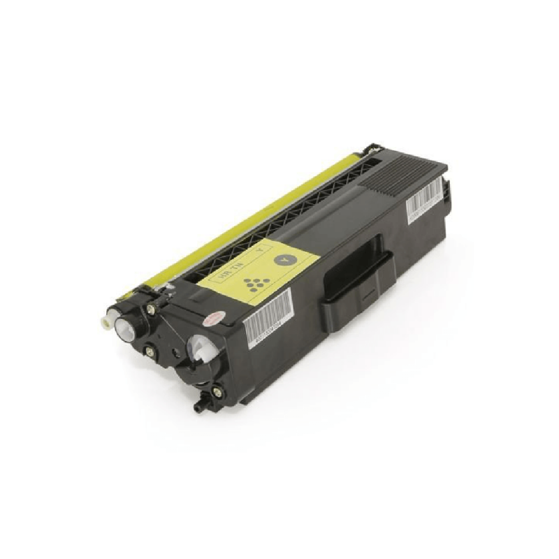 CARTUCHO DE TONER COMPATIVEL BROTHER TN319 / TN329 YELLOW BEST CHOICE