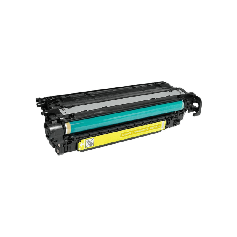 CARTUCHO DE TONER COMPATIVEL HP CE252A YELLOW PREMIUM