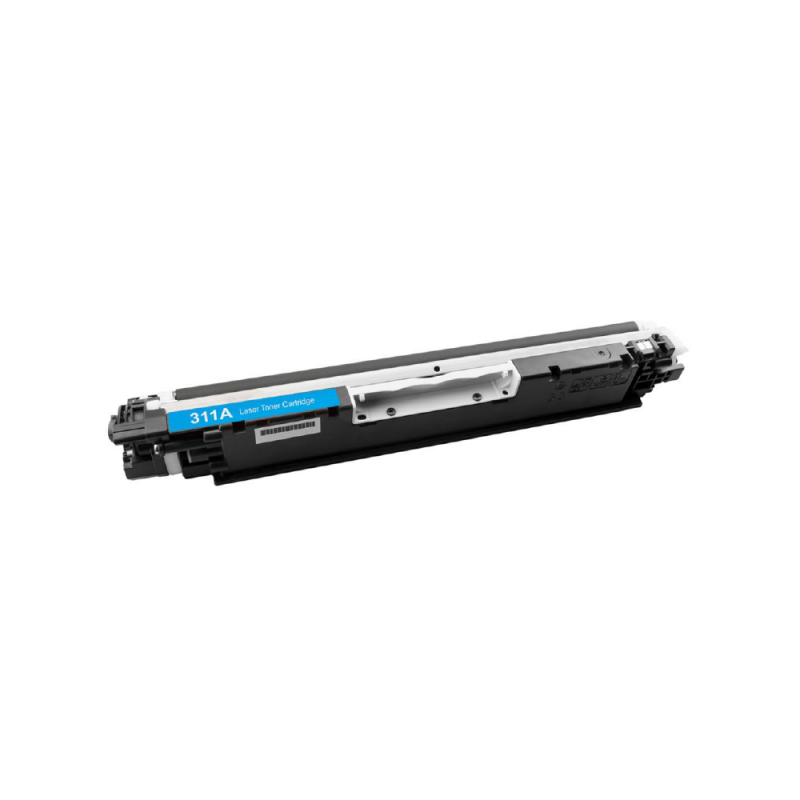 CARTUCHO DE TONER COMPATIVEL HP CE311 CYAN EVOLUT
