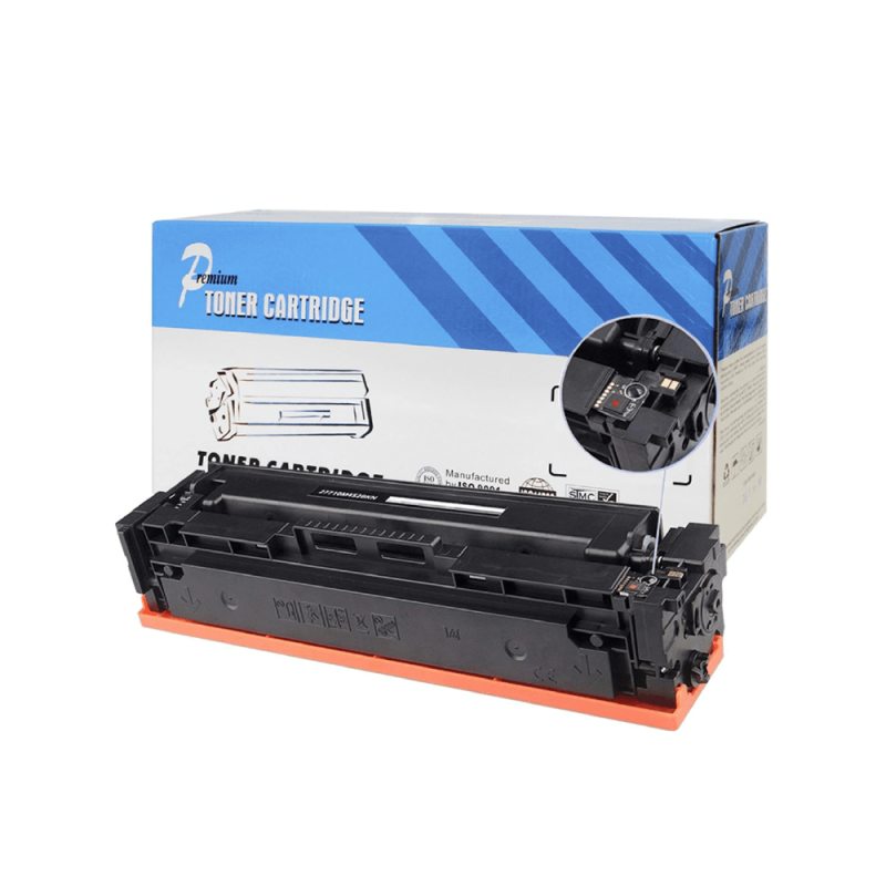 CARTUCHO DE TONER COMPATIVEL HP CF502A YELLOW PREMIUM