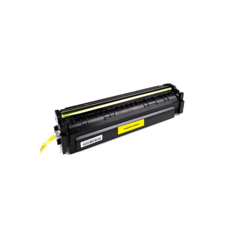 CARTUCHO DE TONER COMPATIVEL HP CF502X YELLOW EVOLUT