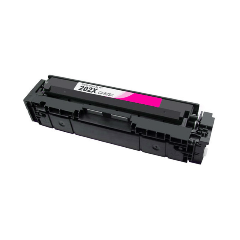 CARTUCHO DE TONER COMPATIVEL HP CF503X MAGENTA EVOLUT
