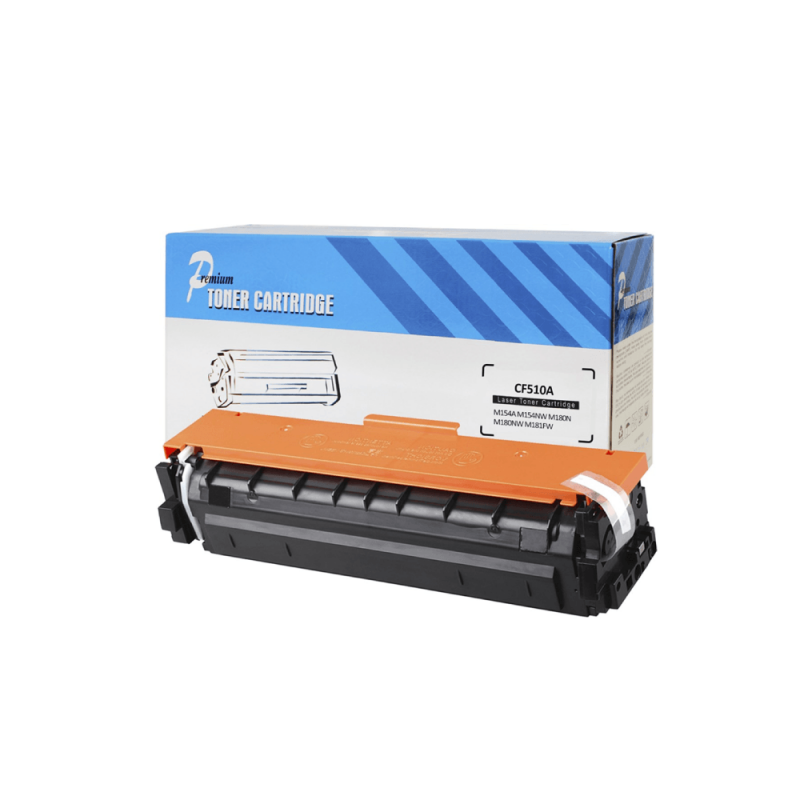 CARTUCHO DE TONER COMPATIVEL HP CF510A BLACK PREMIUM